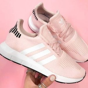 Adidas Swift Run Shoes Icey Pink